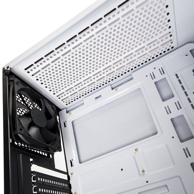 Kolink Stronghold E-ATX Mid-Tower White