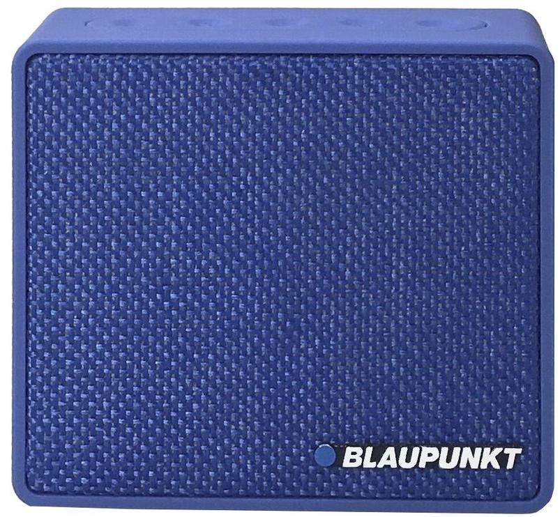 Bezvadu skaļrunis Blaupunkt BT04BL Blue, 3 W