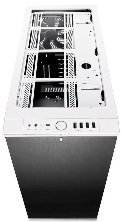 Fractal Design Case Define R6 USB-C TG White