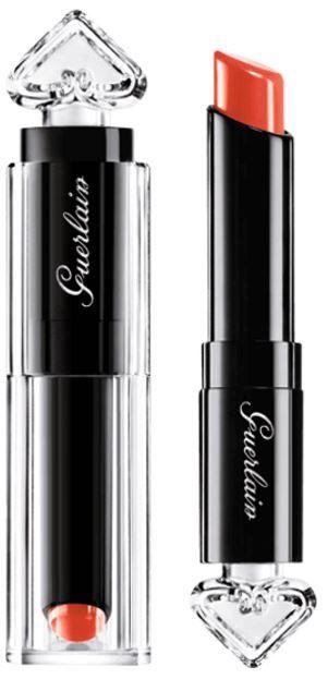 Lūpu krāsa Guerlain La Petite Robe Noire Deliciously Shiny Lip Colour 020, 2.8 g