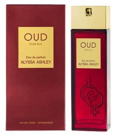 Парфюмированная вода Alyssa Ashley Oud Pour Elle 100ml EDP