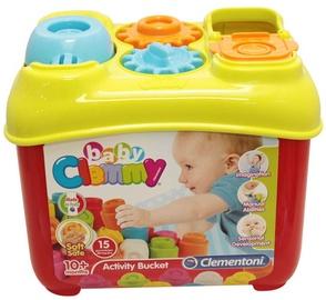 Clementoni Baby Clemmy Activity Bucket 17171