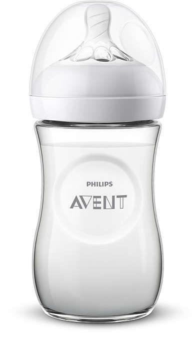 Philips Avent Natural Hippo 260ml SCF 070/22