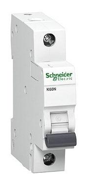 Slēdzis Schneider Electric A9K02110 C 10A 1P