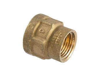 """TDM Brass 600.75/215 Adapter V/V 3/4""""x1/2"""""""
