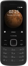 Mobilais telefons Nokia 225 4G, melna, 64MB/128MB