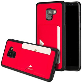 Dux Ducis Pocard Series Premium Back Case For Samsung Galaxy A5 A520 Red