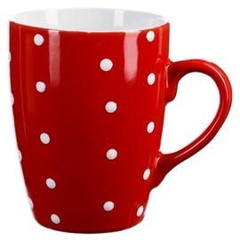 SN Dots Mug 320ml Red