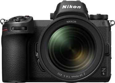 Nikon Z 6 24-70mm f4 Kit