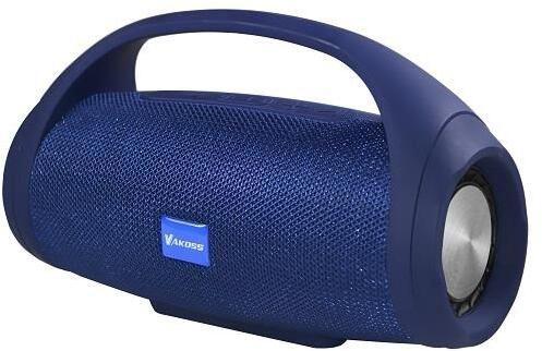 Bezvadu skaļrunis Vakoss SP-2843BK Blue, 6 W