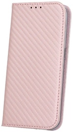 GreenGo Smart Carbon Book Case For Sony XZ Rose Gold