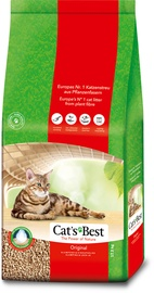 Kaķu pakaiši Cat's Best Original, 40 l, 17.2 kg