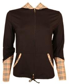 Bars Womens Jacket Black/Beige 97 M