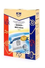 Putekļu sūcēja maiss K&M B02 Mikro, 4 gab.