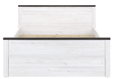 Gulta Black Red White Antwerpen Sibiu Larch Light, 160 x 200 cm
