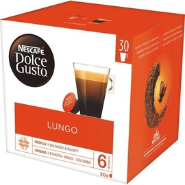 Nescafe Dolce Gusto Lungo Coffee Capsules Big Pack 30pcs