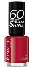 Лак для ногтей Rimmel London 60 Seconds Super Shine 315, 8 мл