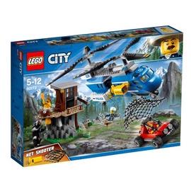 Konstruktors Lego City Mountain Arrest 60173