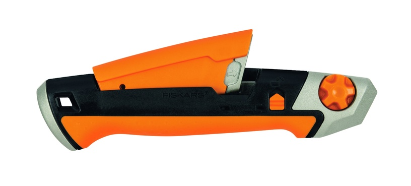 Fiskars CarbonMax Snap-Off Knife 18mm