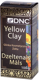 DNC Cosmetic Clay 100g Yellow