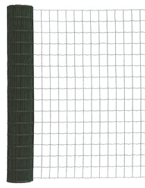 Garden Center Welded Mesh Green 2.2x100x75x800mm 25m