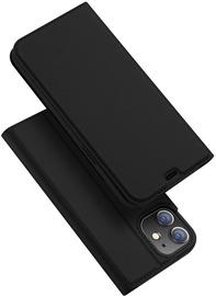 Dux Ducis Skin Pro Bookcase For Apple iPhone 12/12 Pro Black