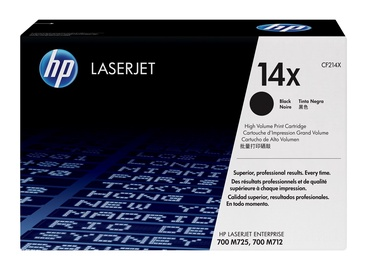 HP Toner 14X Black