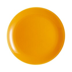 Luminarc Plate Arty Mustard 20cm P6339