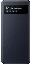 Samsung S View Wallet Case For Samsung Galaxy S10 Lite Black