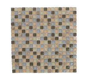 SN Mosaics A2016 Brown 30x30cm