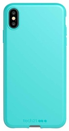Tech21 Studio Colour Back Case For Apple iPhone XS Max Turquoise