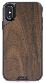 Mous Air-Shock Back Case For Apple iPhone X/XS Brown