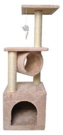 Когтеточка для кошек 90 см. кремовая