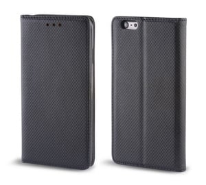 Forever Smart Magnetic Fix Book Case For Lenovo A536 Black