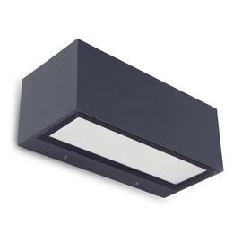 Светильник Lutec Wall Light Gemini 1891M Dark Grey