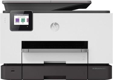 Daudzfunkciju printeris HP OfficeJet Pro 9022, tintes, krāsains