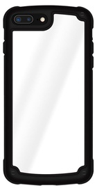 Hurtel Solid Frame With Bumper For Samsung Galaxy A7 A750 Black