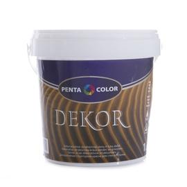 Krāsa dispersijas Pentacolor Dekor, 1 l, balta