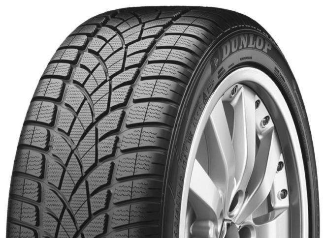 Зимняя шина Dunlop SP Winter Sport 3D, 235/55 Р17 99 H E E 69