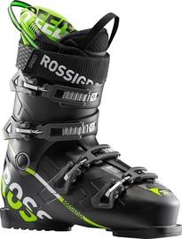Rossignol Speed 80 Ski Boots Black/Green 28