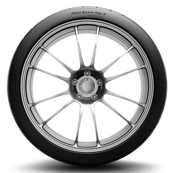 Vasaras riepa Michelin Pilot Sport Cup 2, 225/45 R17 94 Y XL