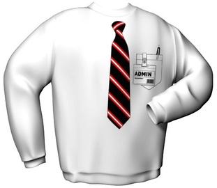GamersWear Admin Sweater White S