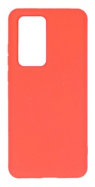 Evelatus Soft Touch Back Case For Huawei P40 Pro Red