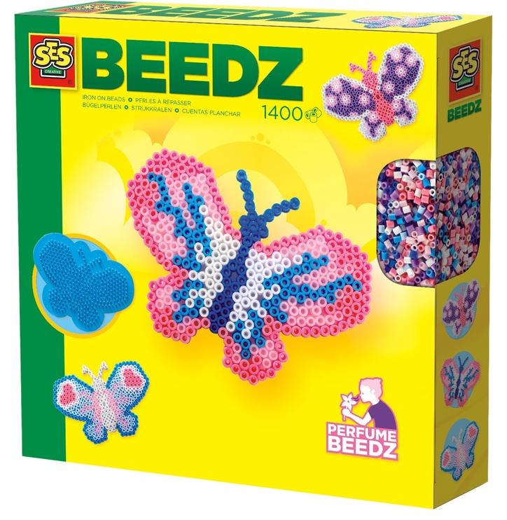Mozaīka SES Creative Beedz Iron On Beads Butterfly 06107