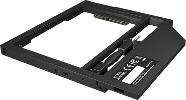 "ICY BOX IB-AC649 2.5"" HDD/SSD to DVD Bay"