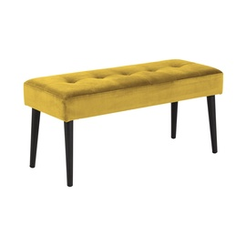 Home4you Glory Bench Yellow
