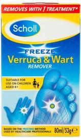 Scholl Verruca And Warts Remover 80ml