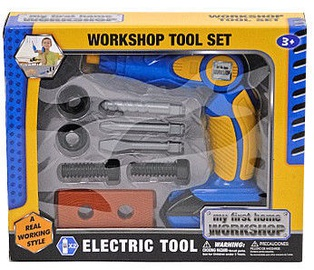 Tommy Toys Workshop Tool Set 478527