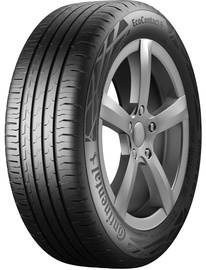 Vasaras riepa Continental EcoContact 6, 205/45 R17 88 H A A 72