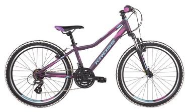 "Kross Lea Jr 2.0 24"" Violet Blue Pink Matte 19"